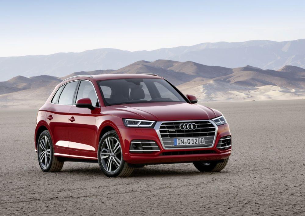 Nowe Audi Q5 już niebawem w polskich salonach