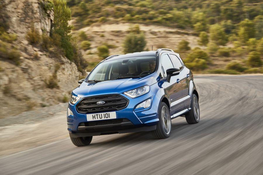 Ford będzie produkował nowego EcoSport w Rumunii