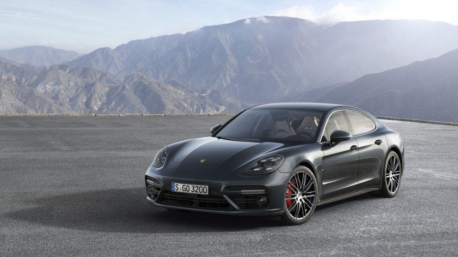 Prezentacja nowego Porsche Panamera